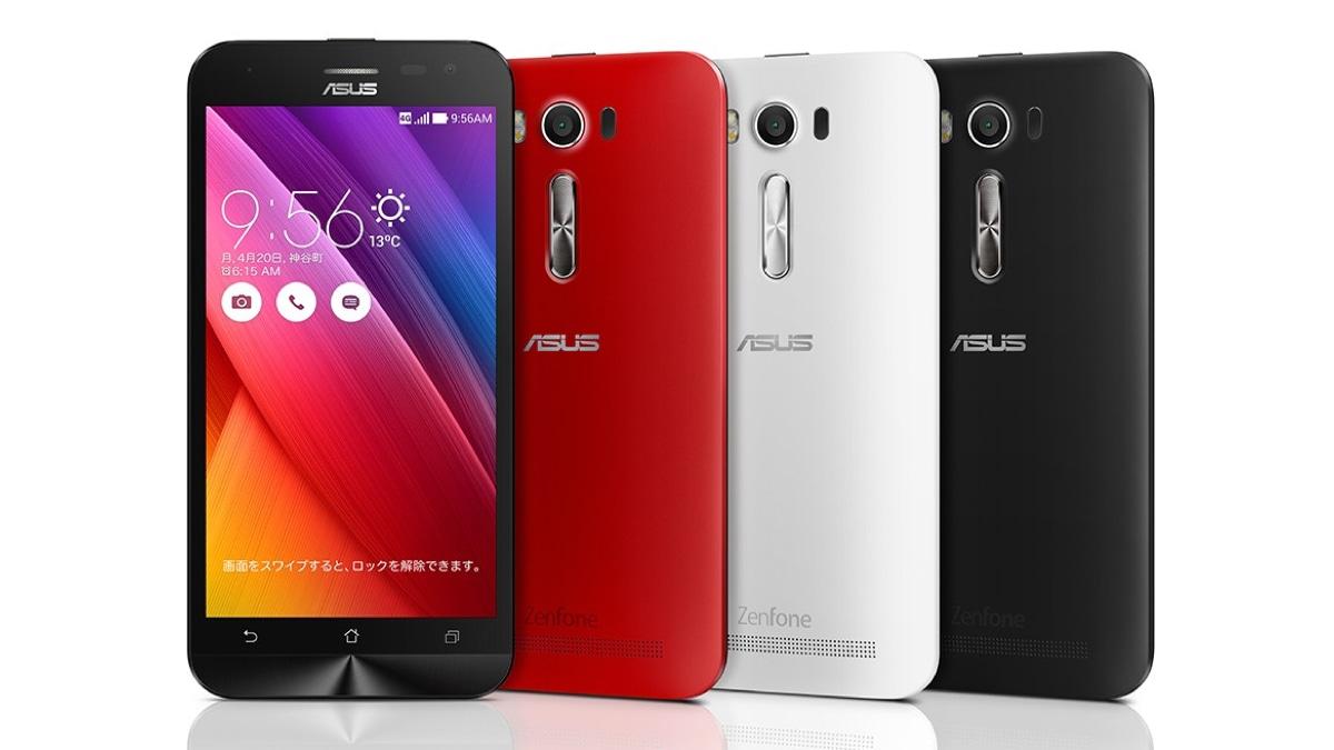 楽天モバイル 年末年始セール ASUS ZenFone 2 Laser