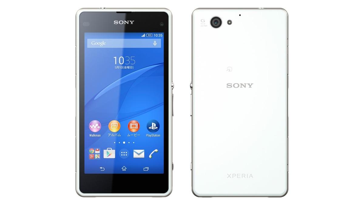 楽天モバイル 年末年始セール Sony Xperia J1 Compact