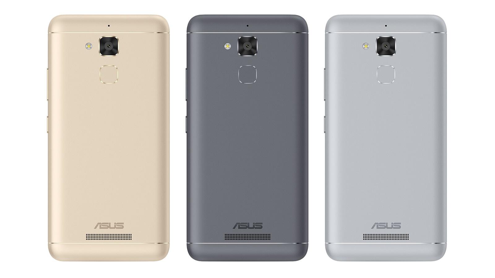 ASUS ZenFone 3 カラーバリエーション
