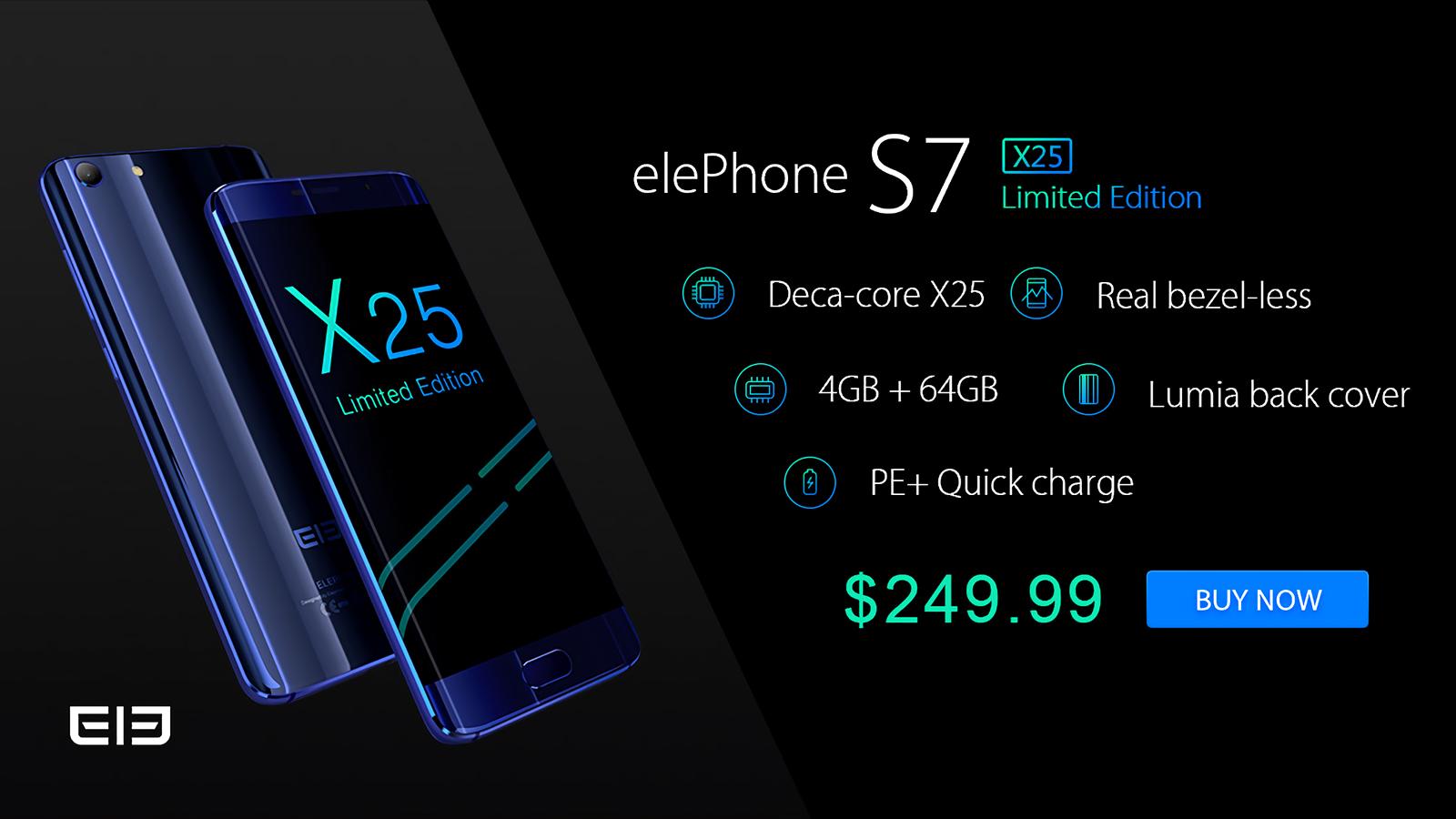 Elephone S7 Limited Edtion