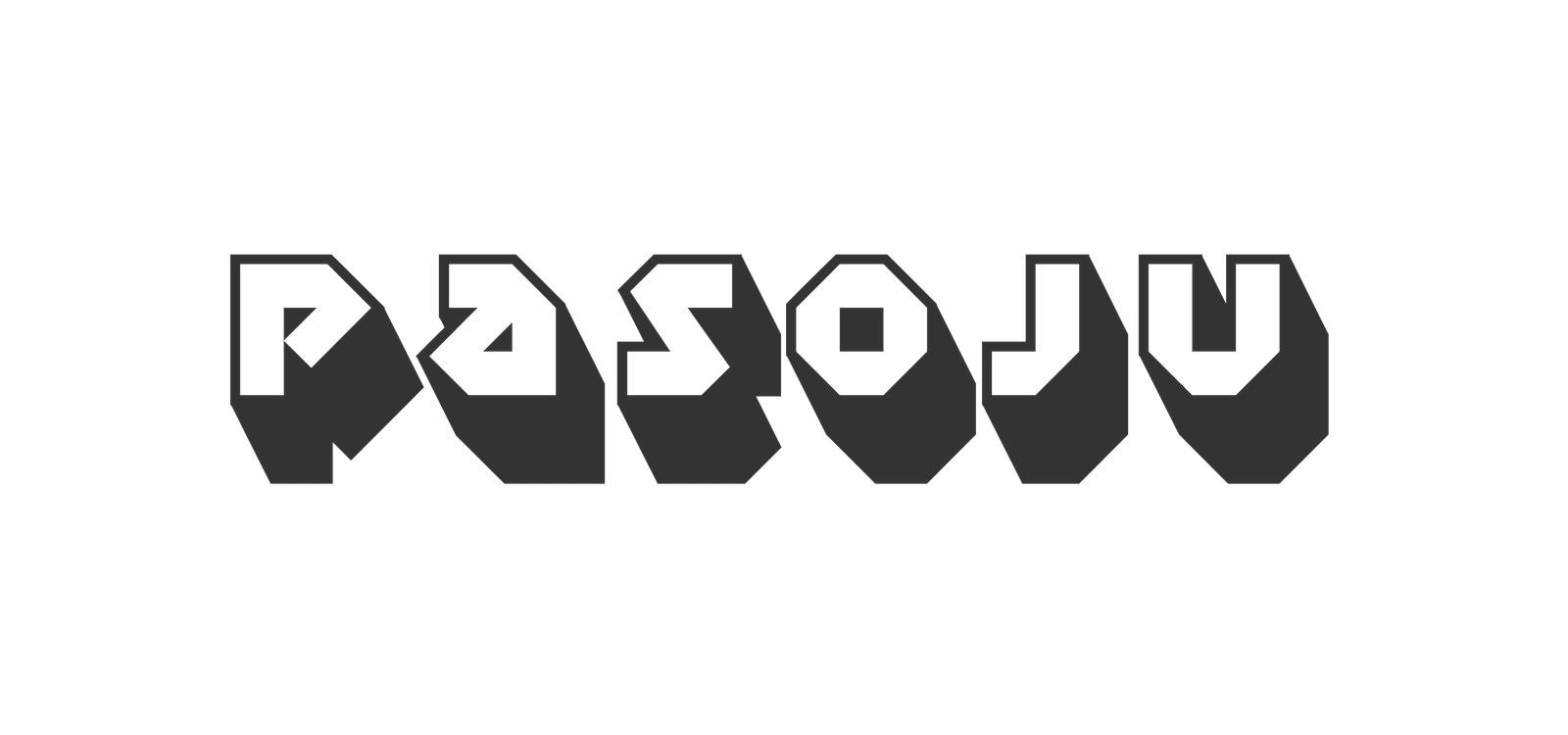 pasoju ロゴ
