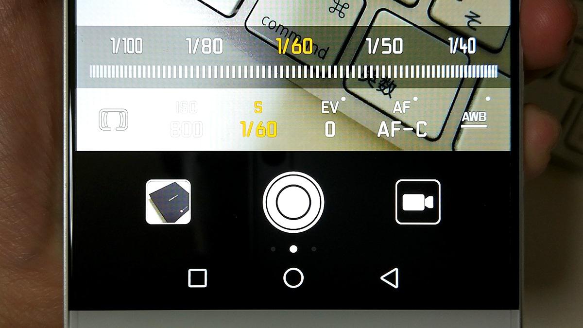 Huawei Mate 9 カメラ プロモード