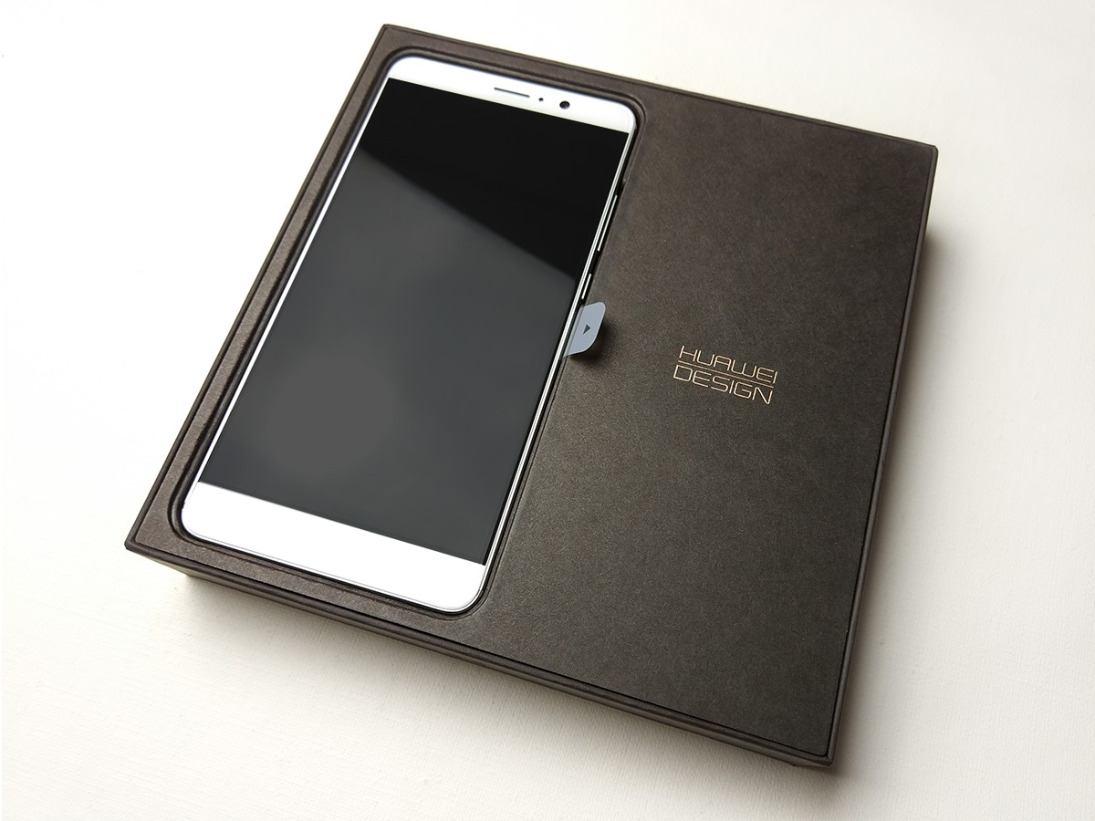 Huawei Mate 9 開封