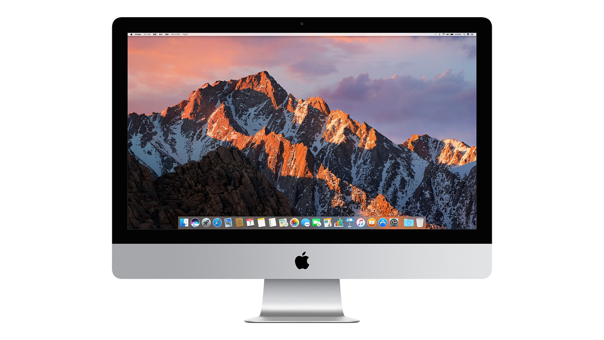 iMac 27インチ 5Kモデル
