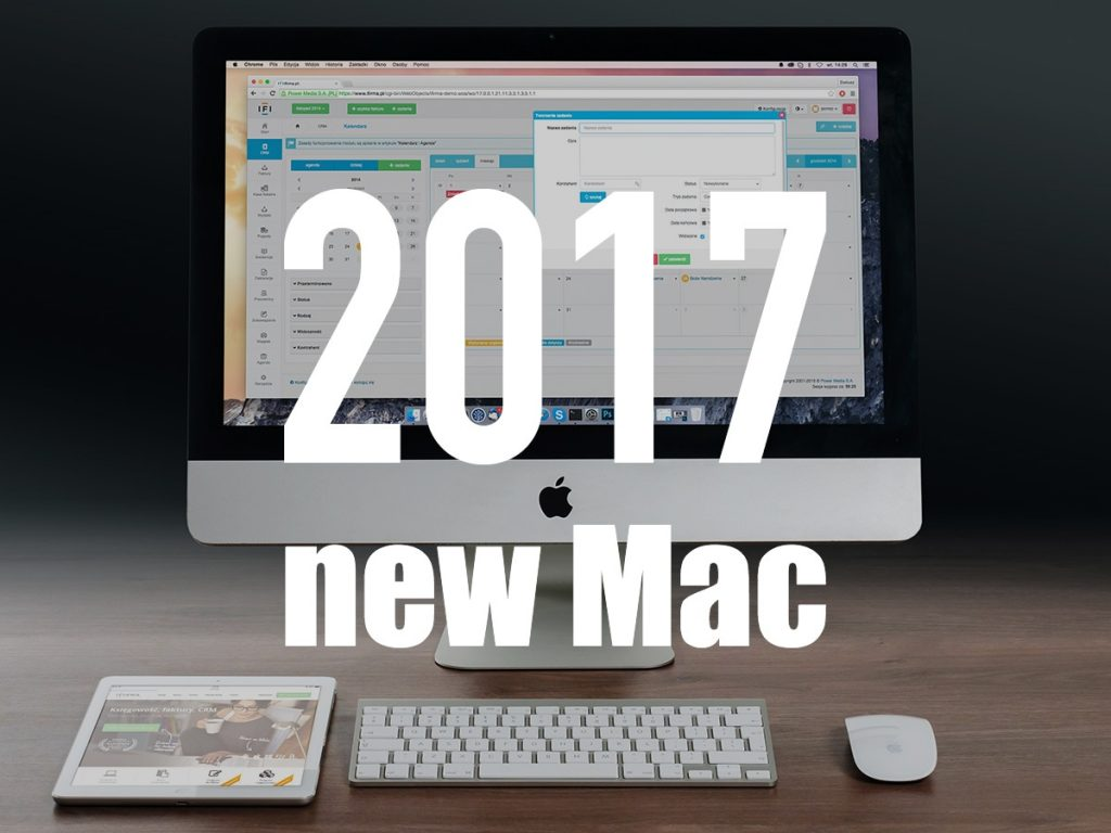 2017年のMac