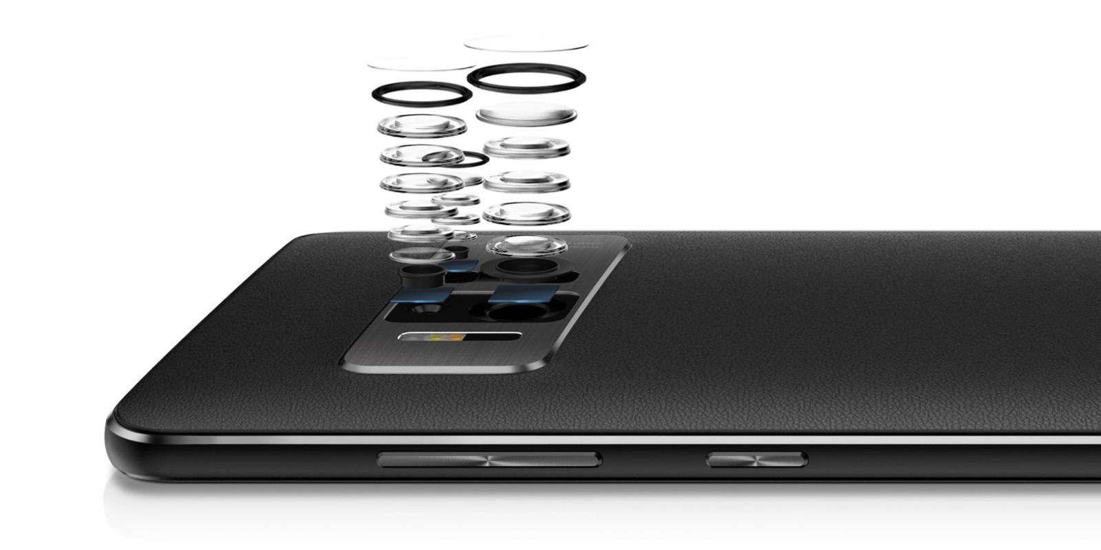 ASUS ZenFone AR センサーカメラ