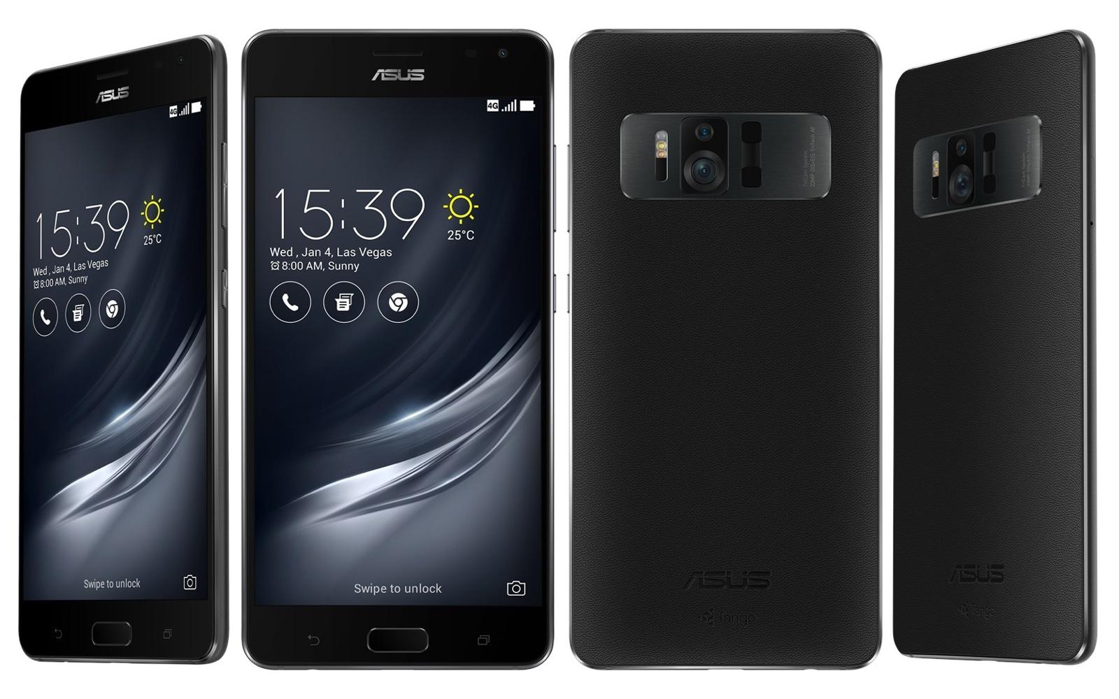 ASUS ZenFone AR デザイン