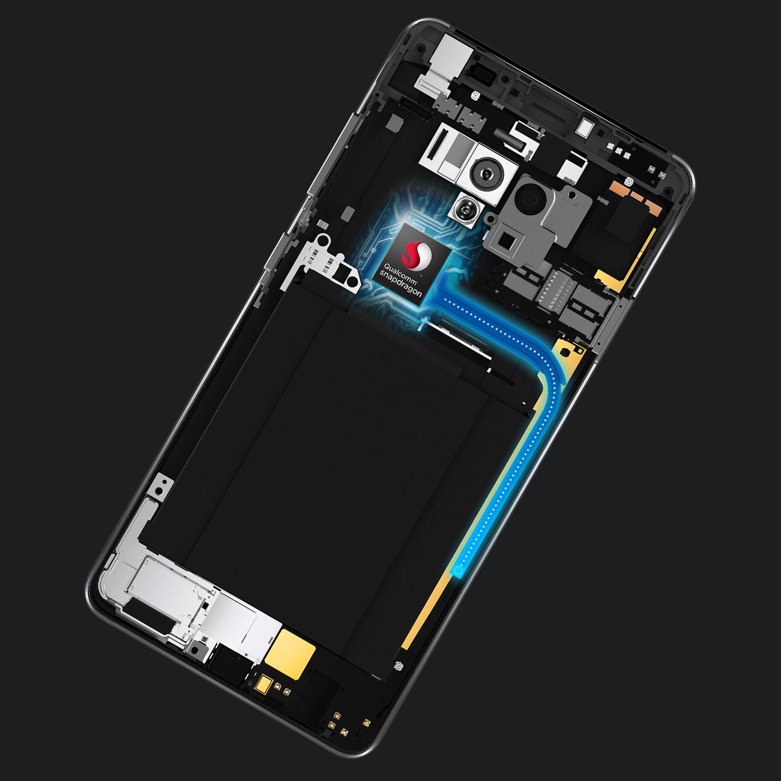 ASUS ZenFone AR 内部