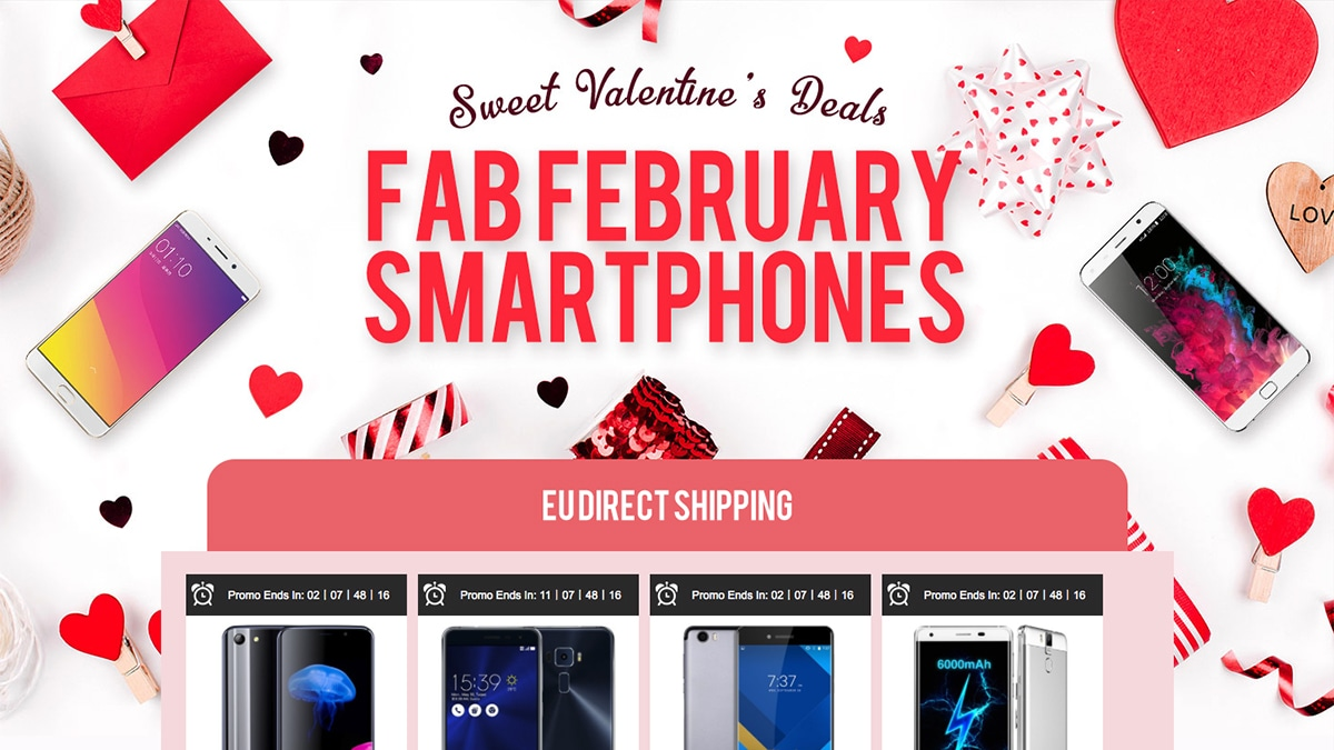 February Smartphones