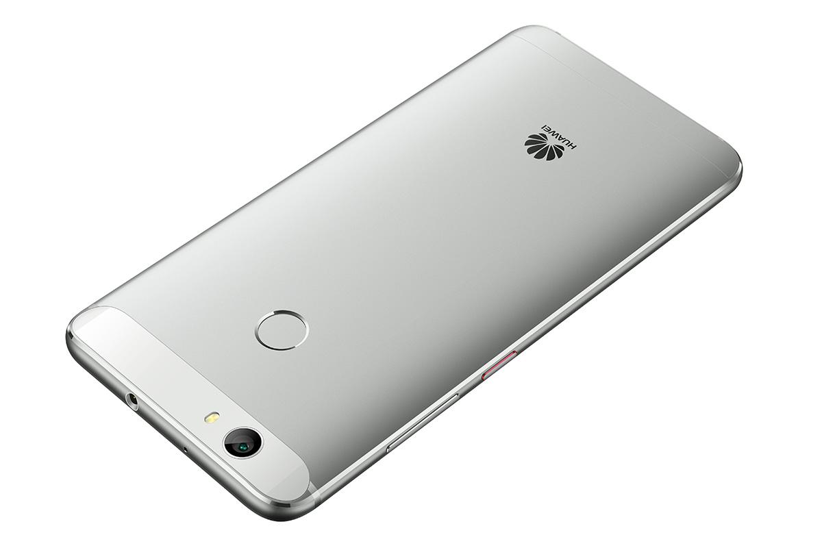 Huawei nova アルミボディ