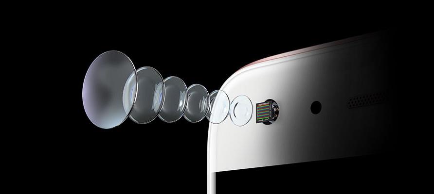 Huawei P10 フロントカメラ