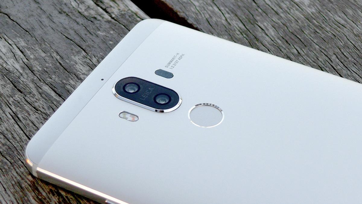 Huawei Mate 9 Leicaの第2世代デュアルカメラ