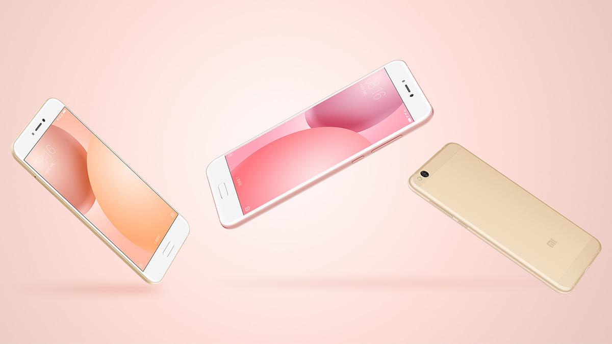 Xiaomi Mi5c デザイン
