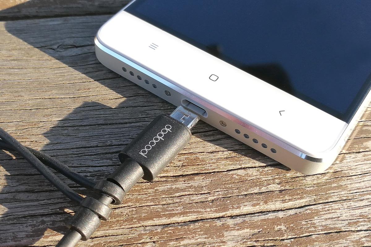 dodocool 3in1 USBケーブル MicroUSB