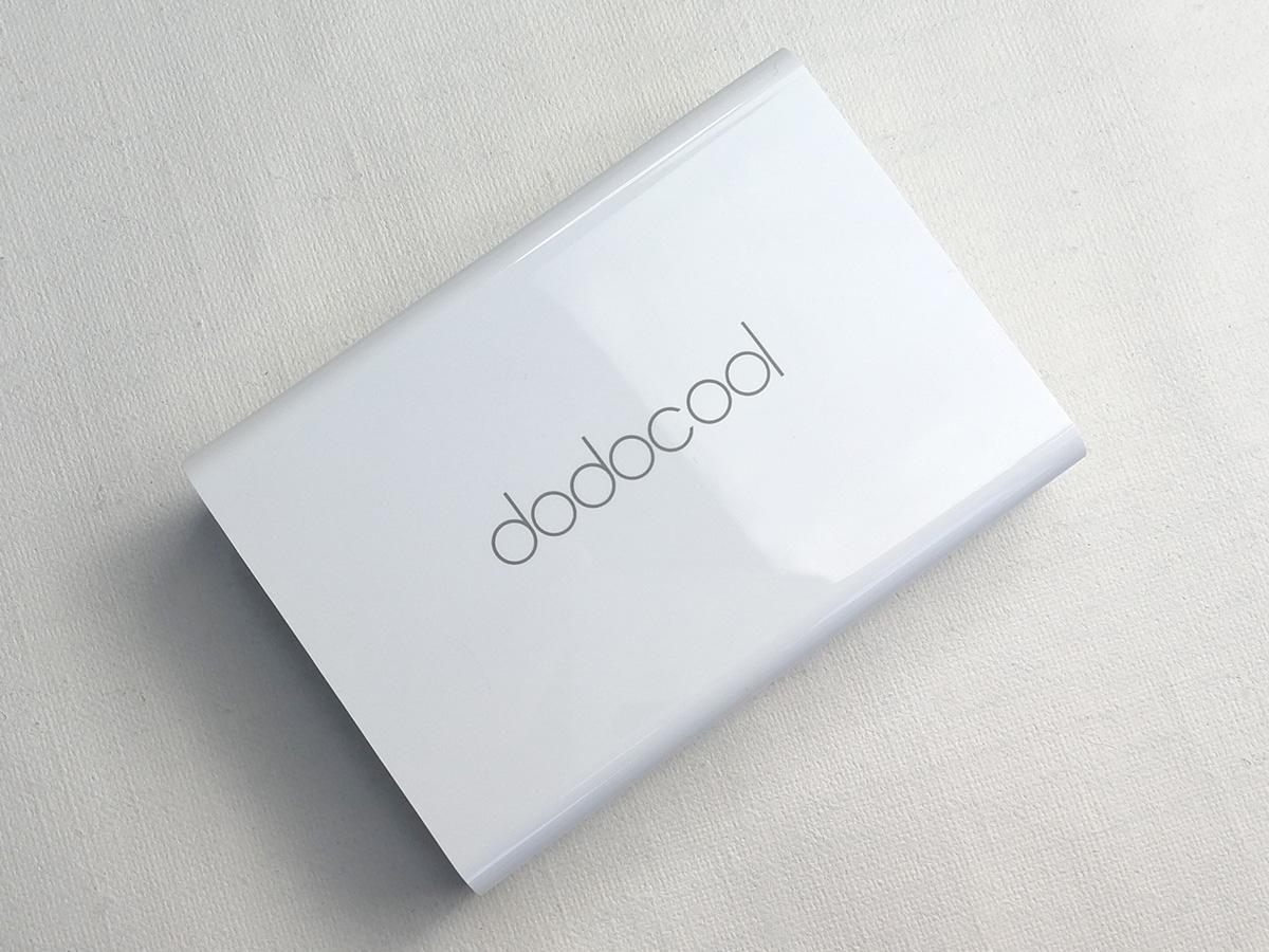 dodocool 58W 6ポートUSB充電器 天面