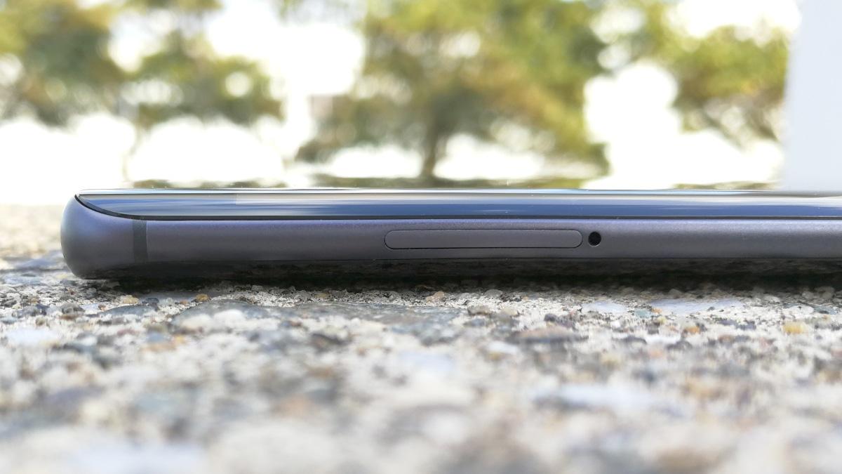 Xiaomi Mi Note 2 左側面