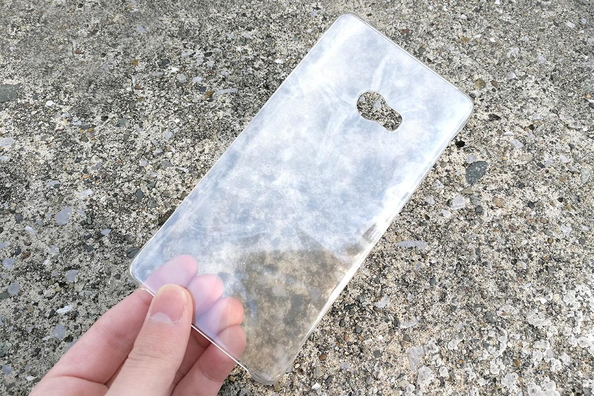 Xiaomi Mi Note 2 背面保護カバー
