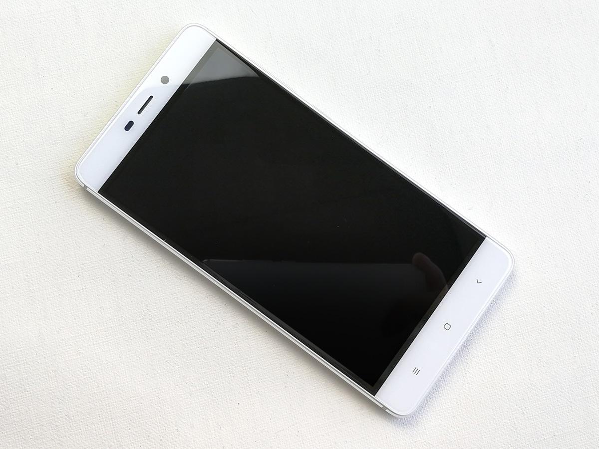Xiaomi Redmi 4 液晶ディスプレイ面