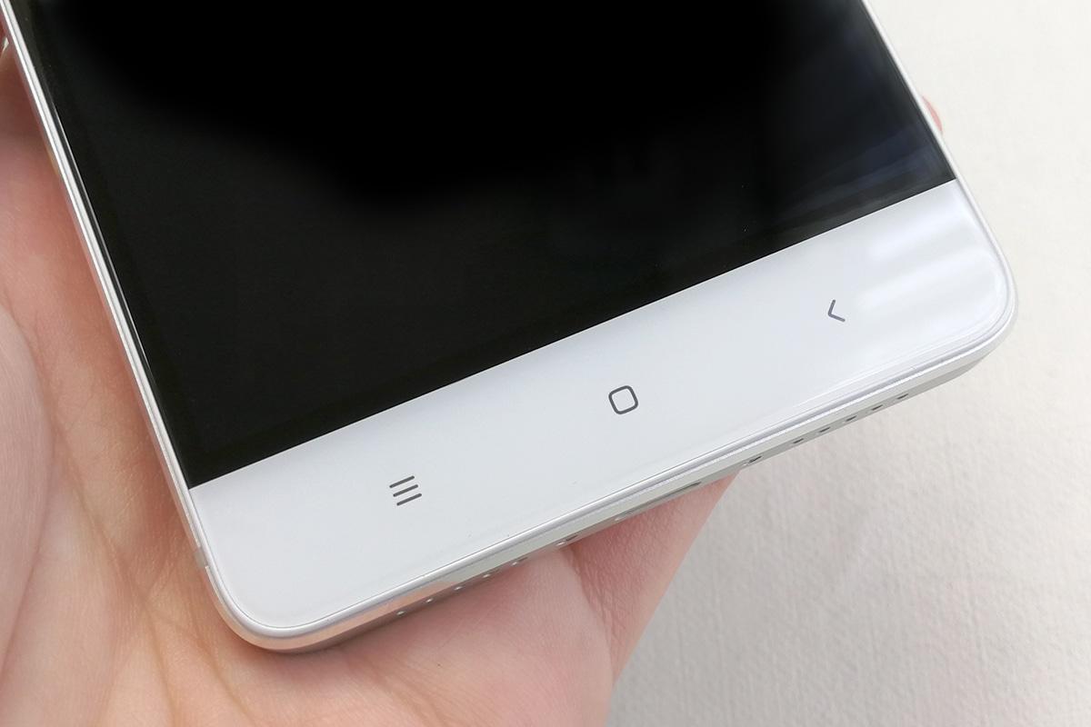 Xiaomi Redmi 4 タッチボタン