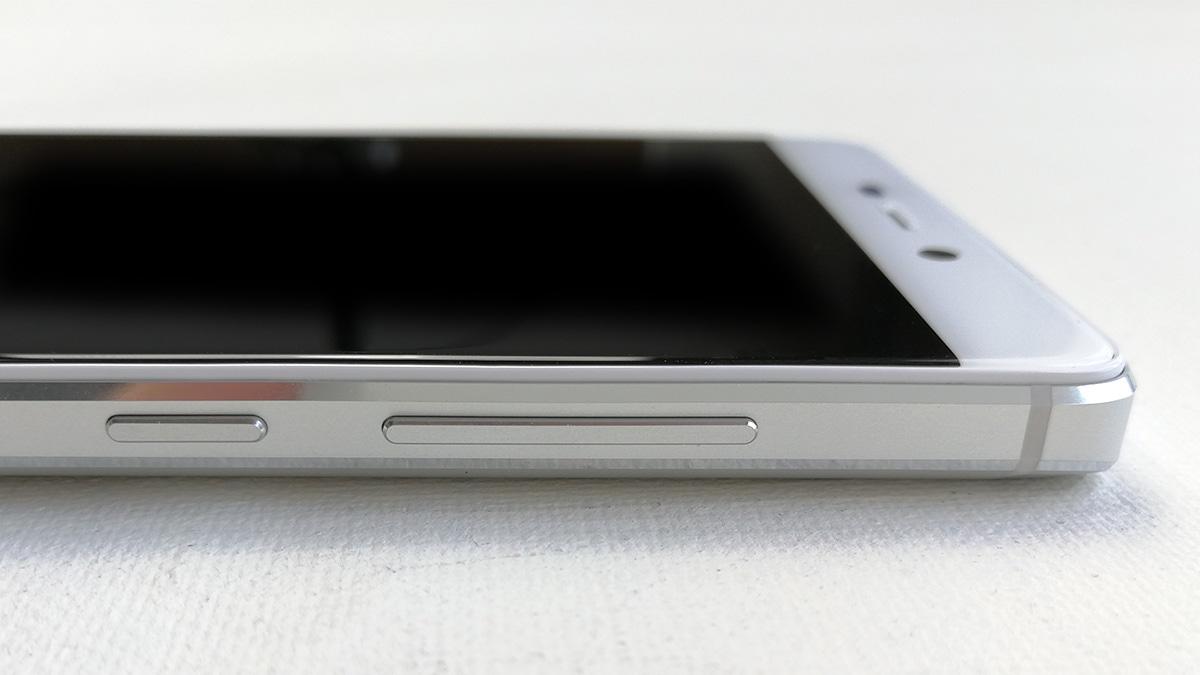 Xiaomi Redmi 4 右側面