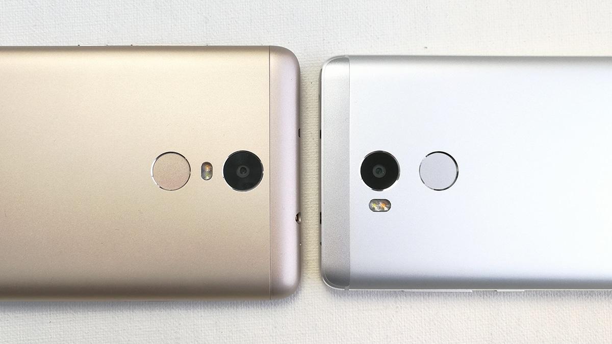 Xiaomi Redmi 4 vs Redmi Note 3 Pro