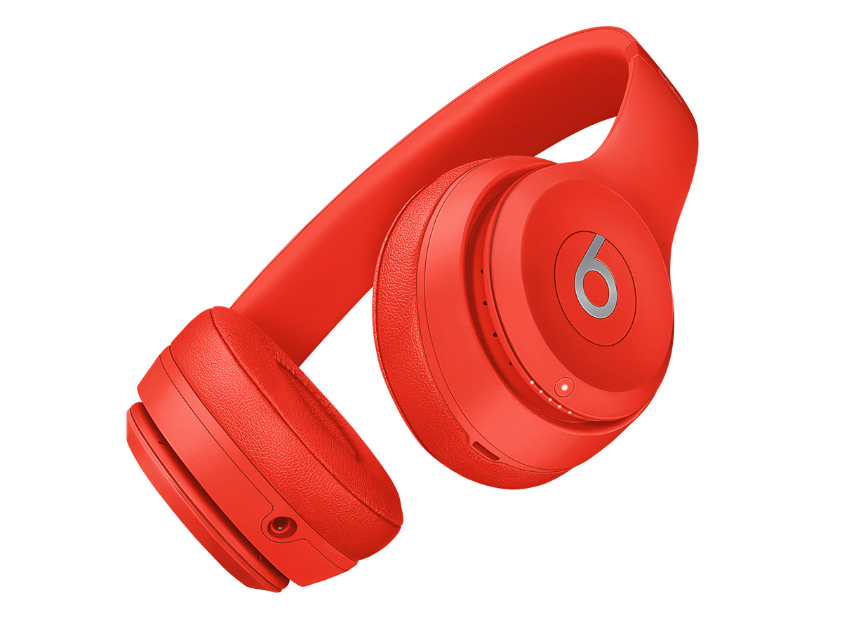 Beats by Dr.Dre Solo3 (PRODUCT) RED