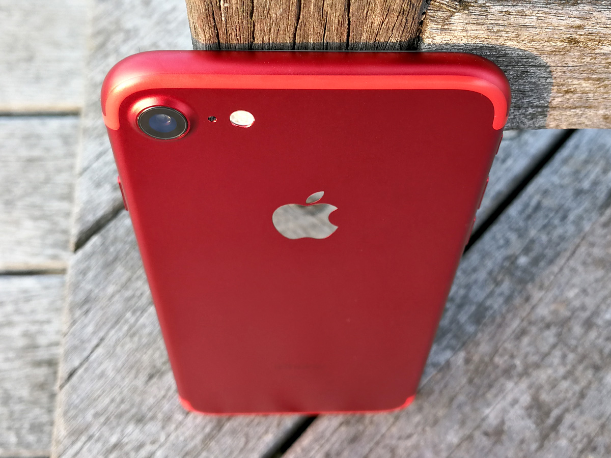 iPhone 7 (PRODUCT)RED アンテナバンド