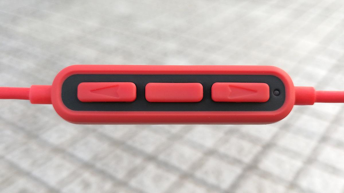 JBL UA Sport Wireless リモコン