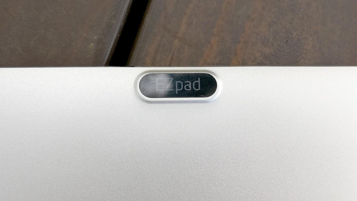 Jumper EzPad 6 M6 背面