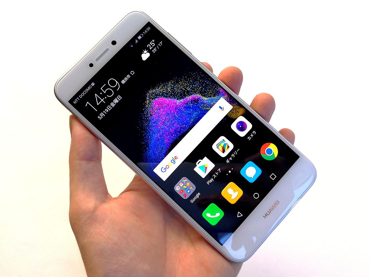 Huawei nova lite 前面