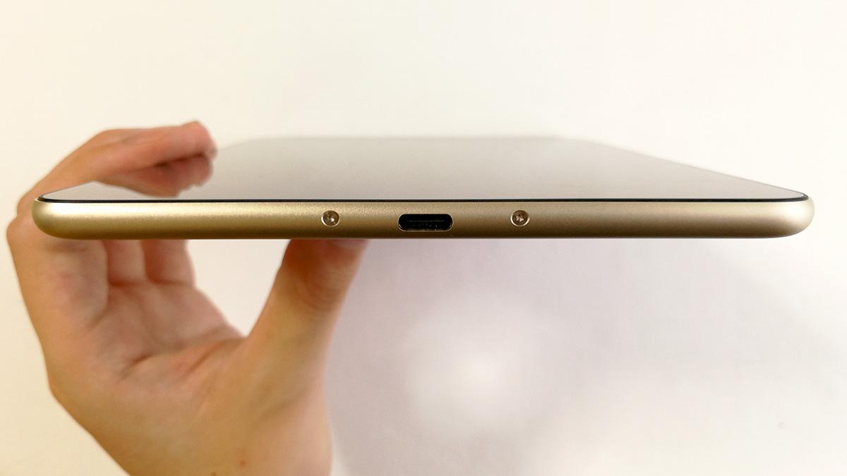 Xiaomi Mi Pad 3 底面