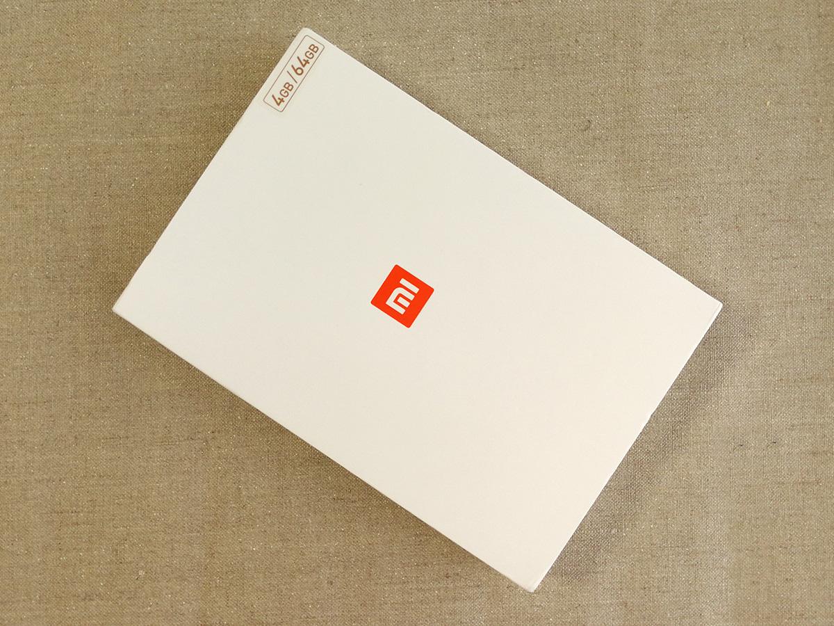 Xiaomi Mi Pad 3 パッケージ
