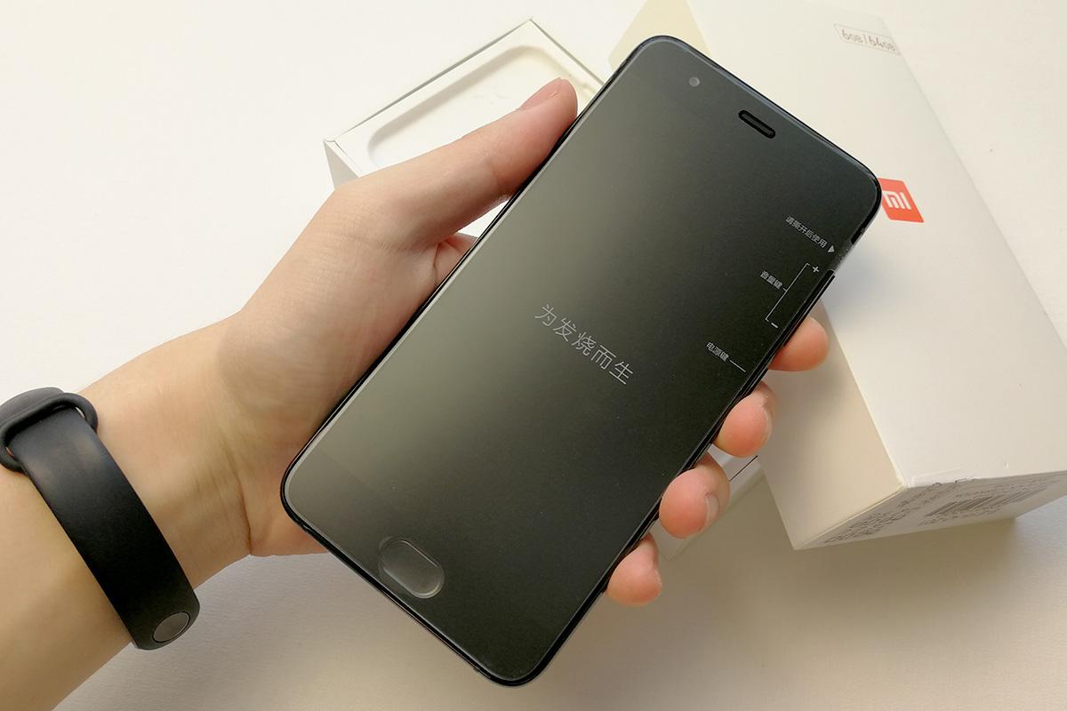 Xiaomi Mi6 開封