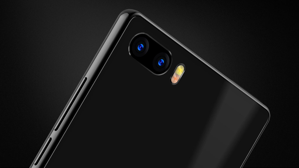 Bluboo S1 デュアルカメラ