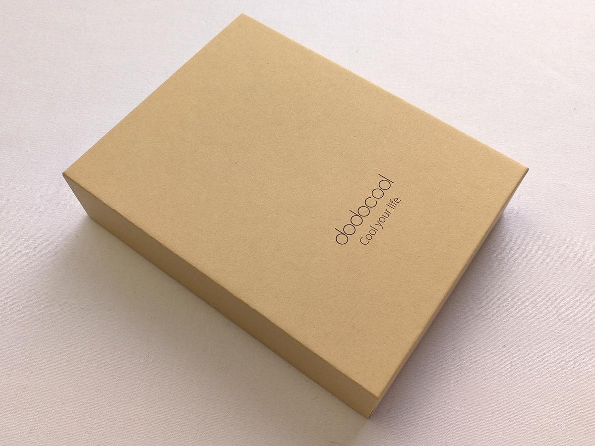 dodocool ケーブル内蔵式10,000mAhモバイルバッテリー パッケージ