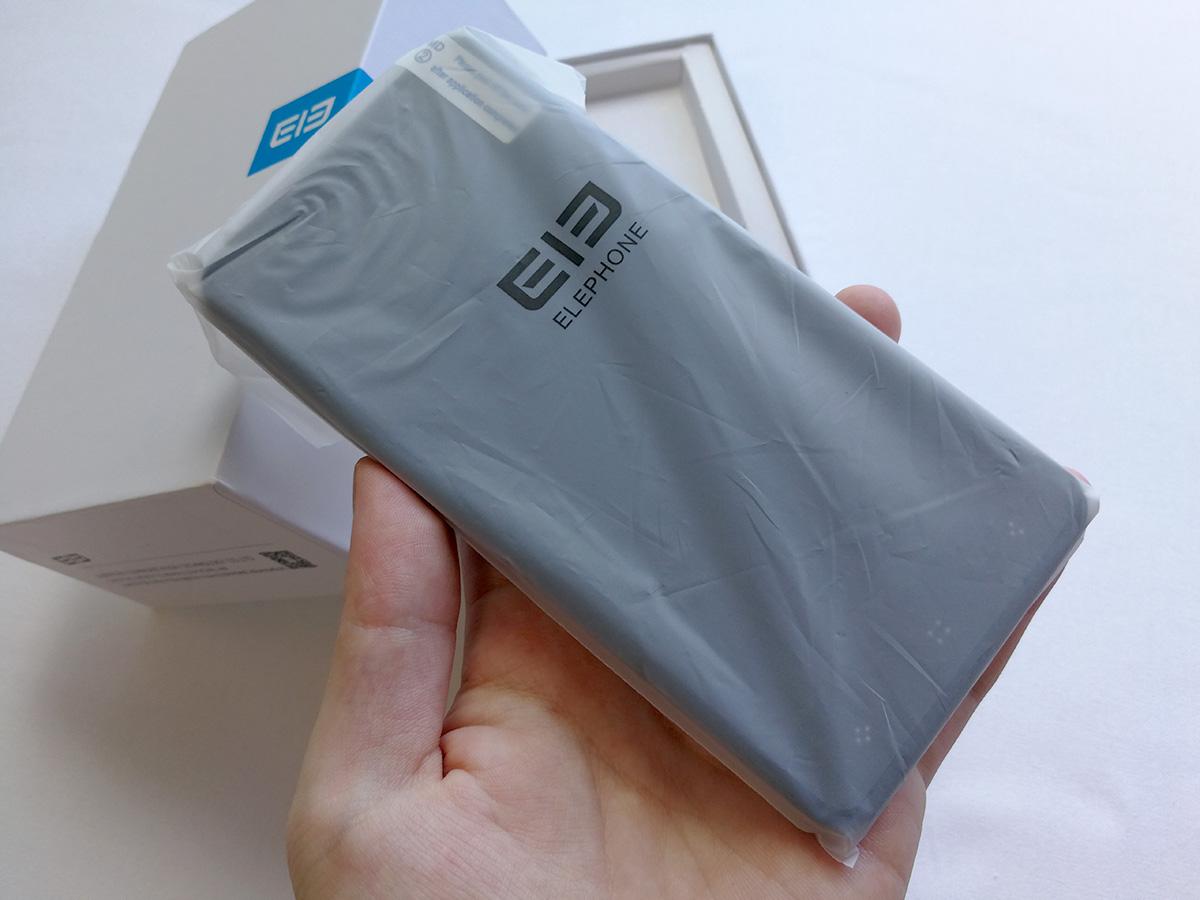 Elephone P8 mini 開封