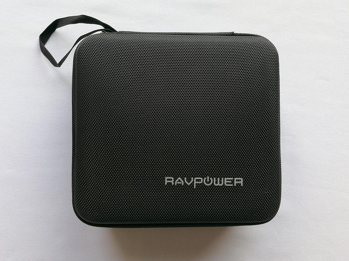 RAVPower 20100mAhバッテリー ケース