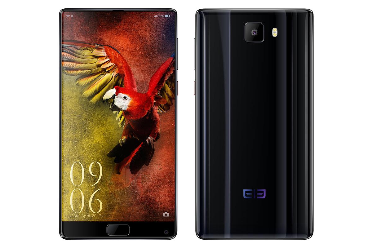 Elephone S8 デザイン