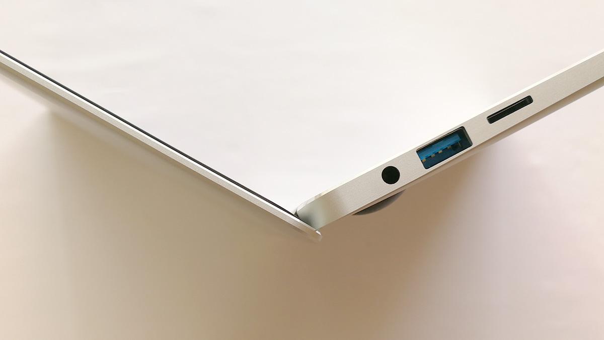 Jumper EzBook 3 Pro デザイン ヒンジ