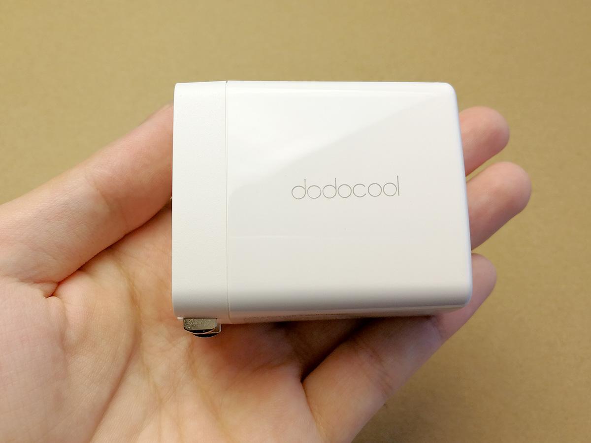 dodocool 2ポート 24W USB充電器 本体