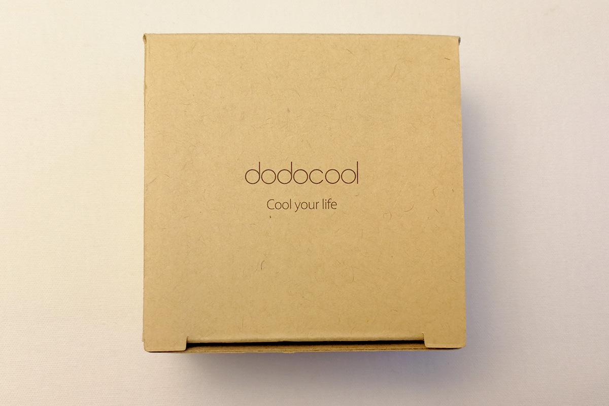 dodocool 2ポート 24W USB充電器 パッケージ