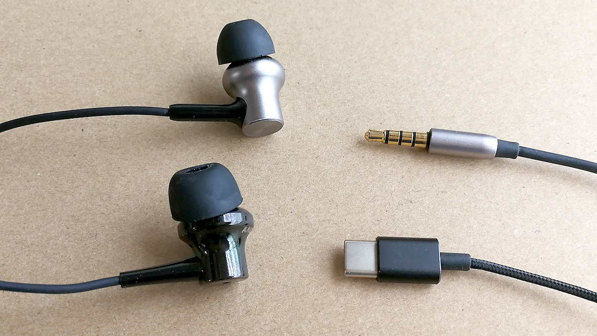 Mi ANC & Type-C in-Ear EarphonesとMi In-Ear Headphones Pro HD