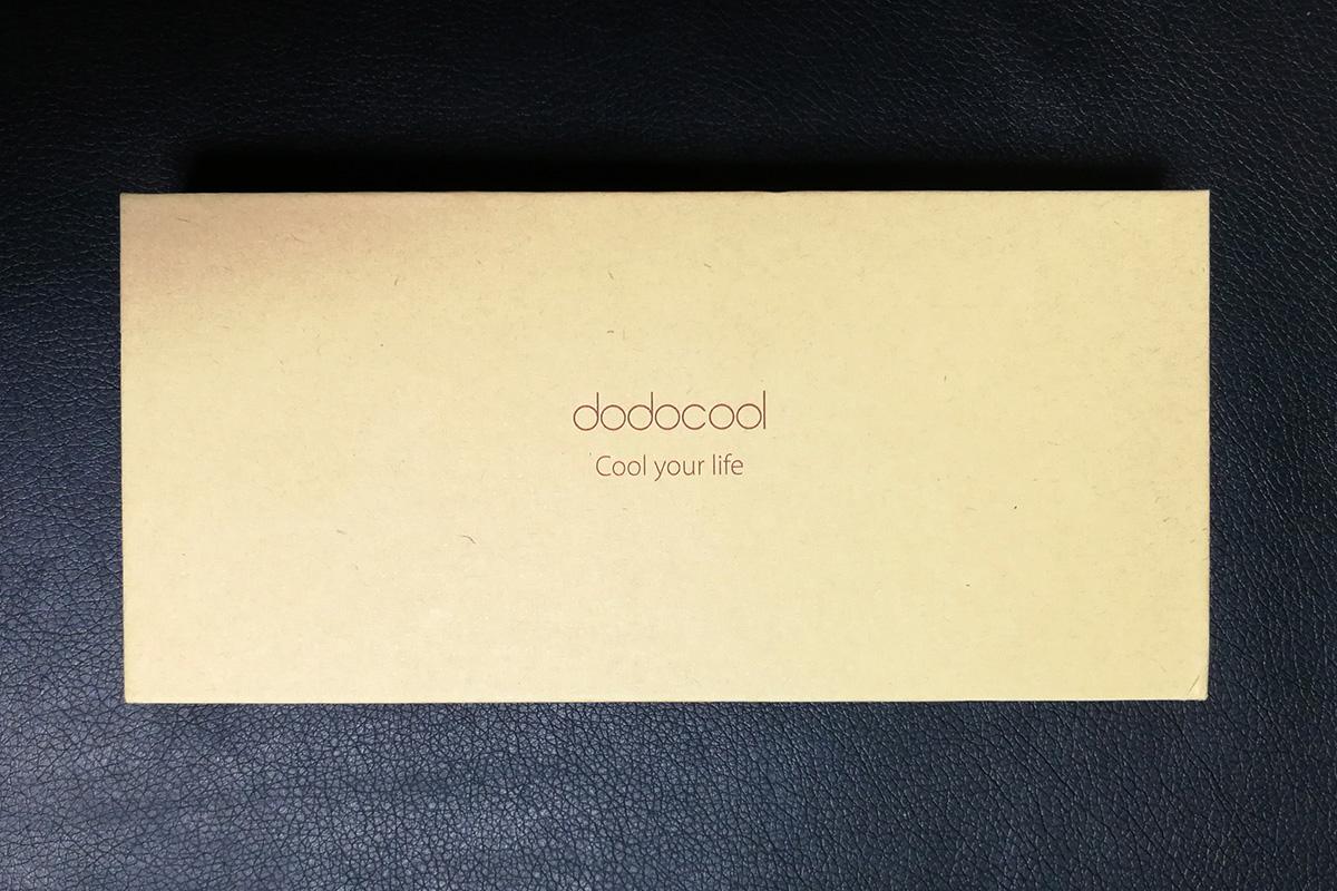 dodocool DP13 20100mAhモバイルバッテリー パッケージ