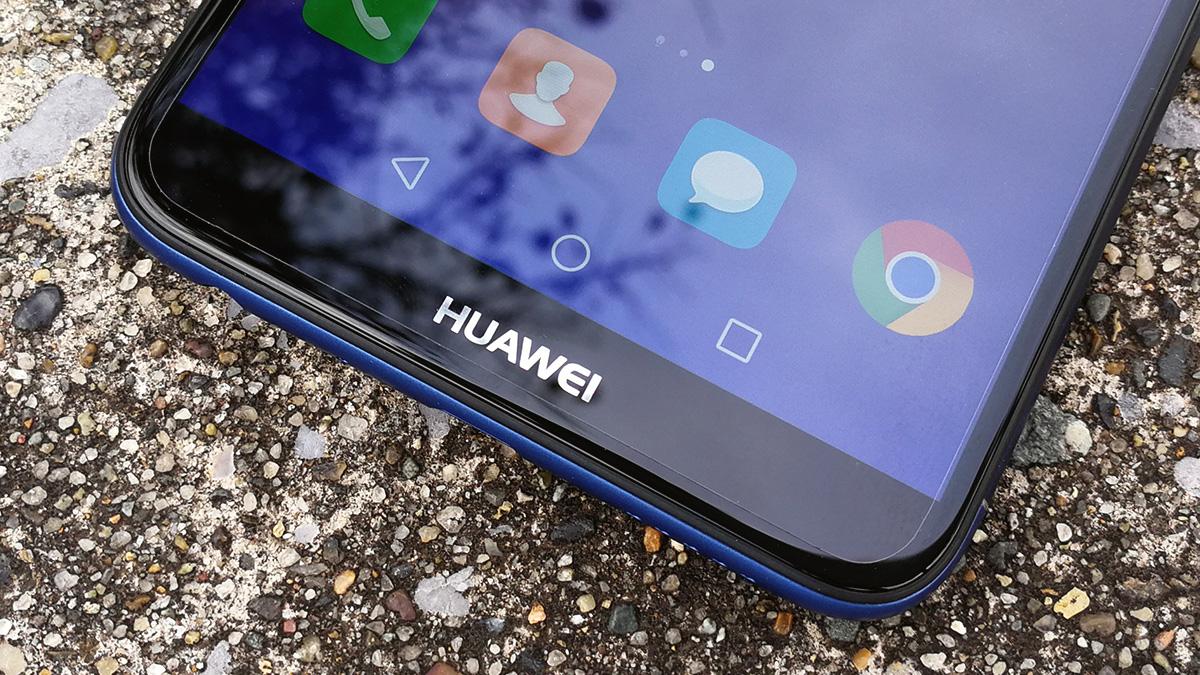 Huawei nova lite 2 前面タッチボタン