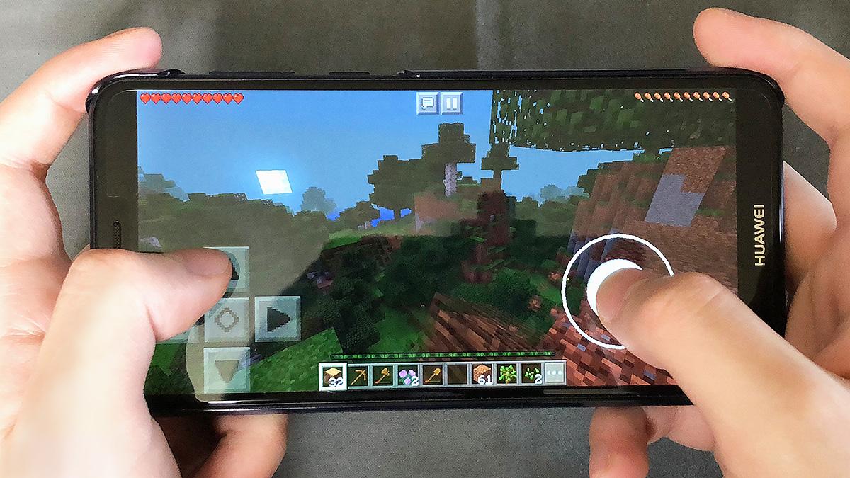 Huawei nova lite 2 Minecraft