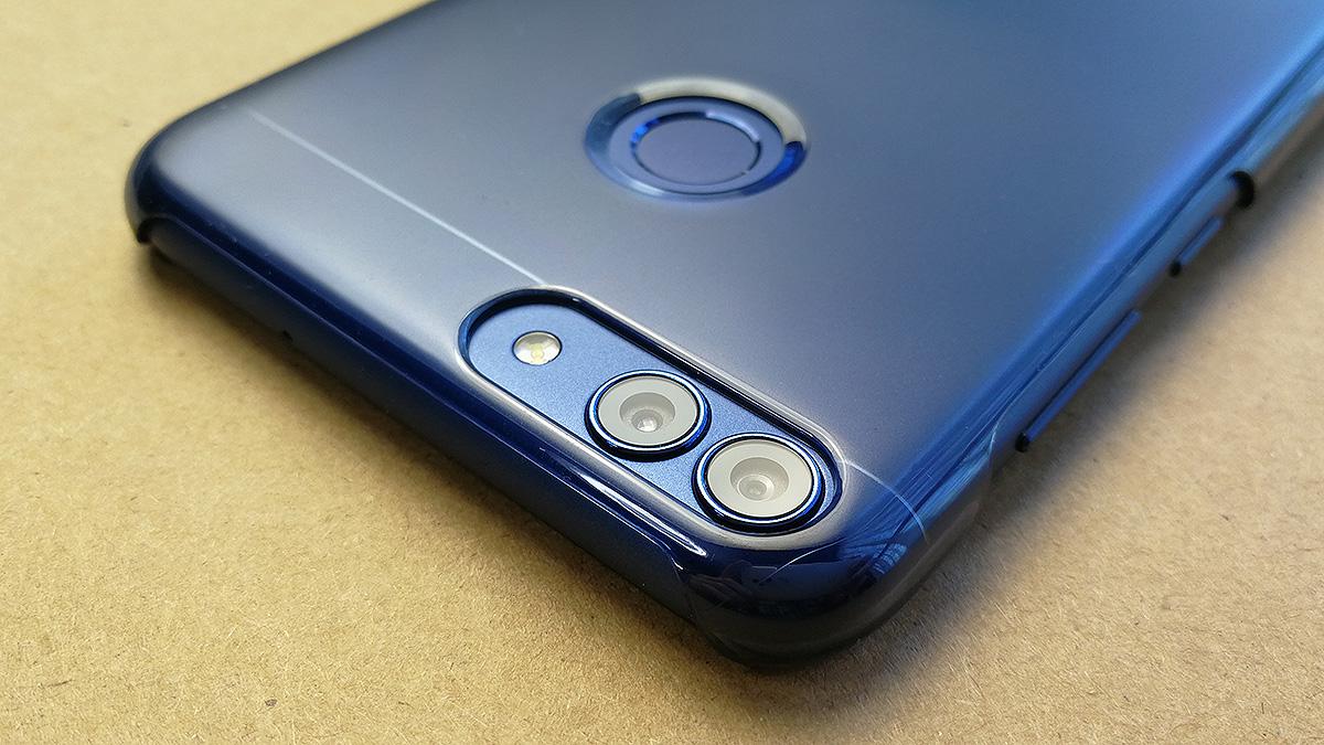 Huawei nova lite 2 背面保護ケース