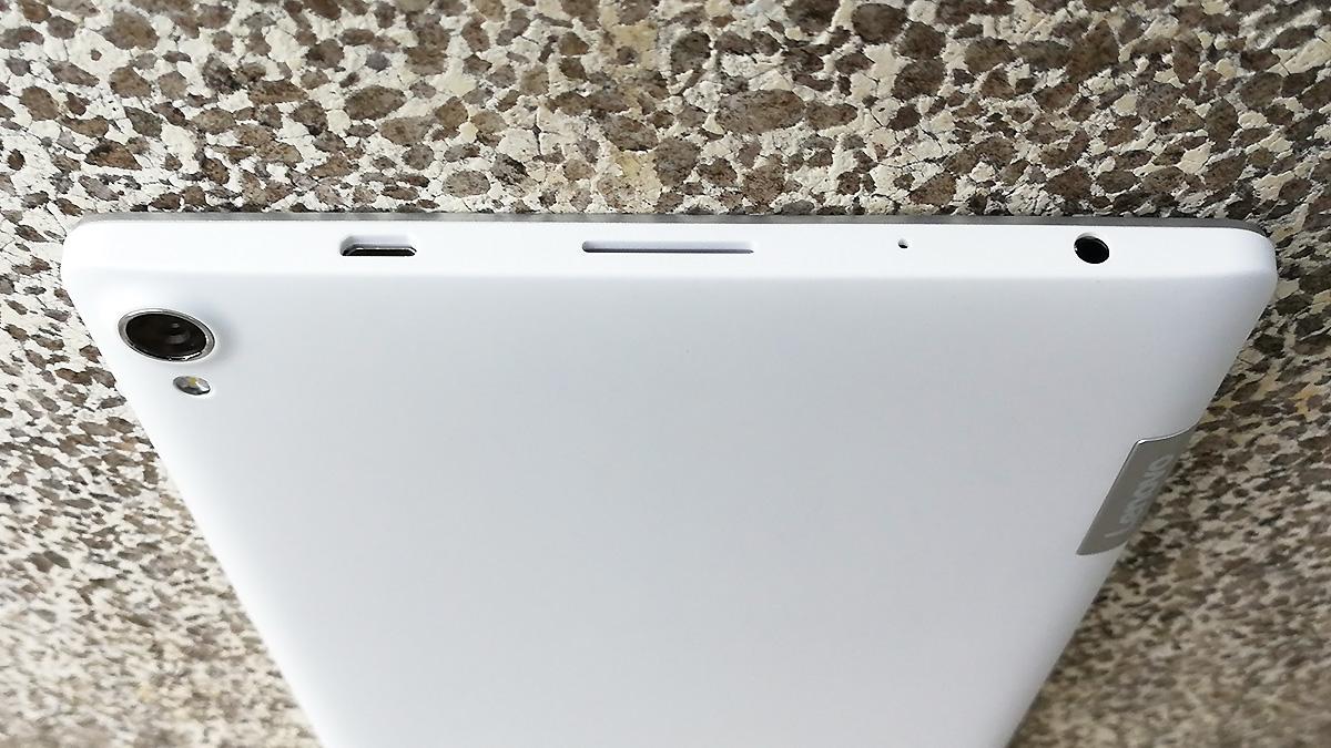 Lenovo P8(Tab3 8 Plus) 天面
