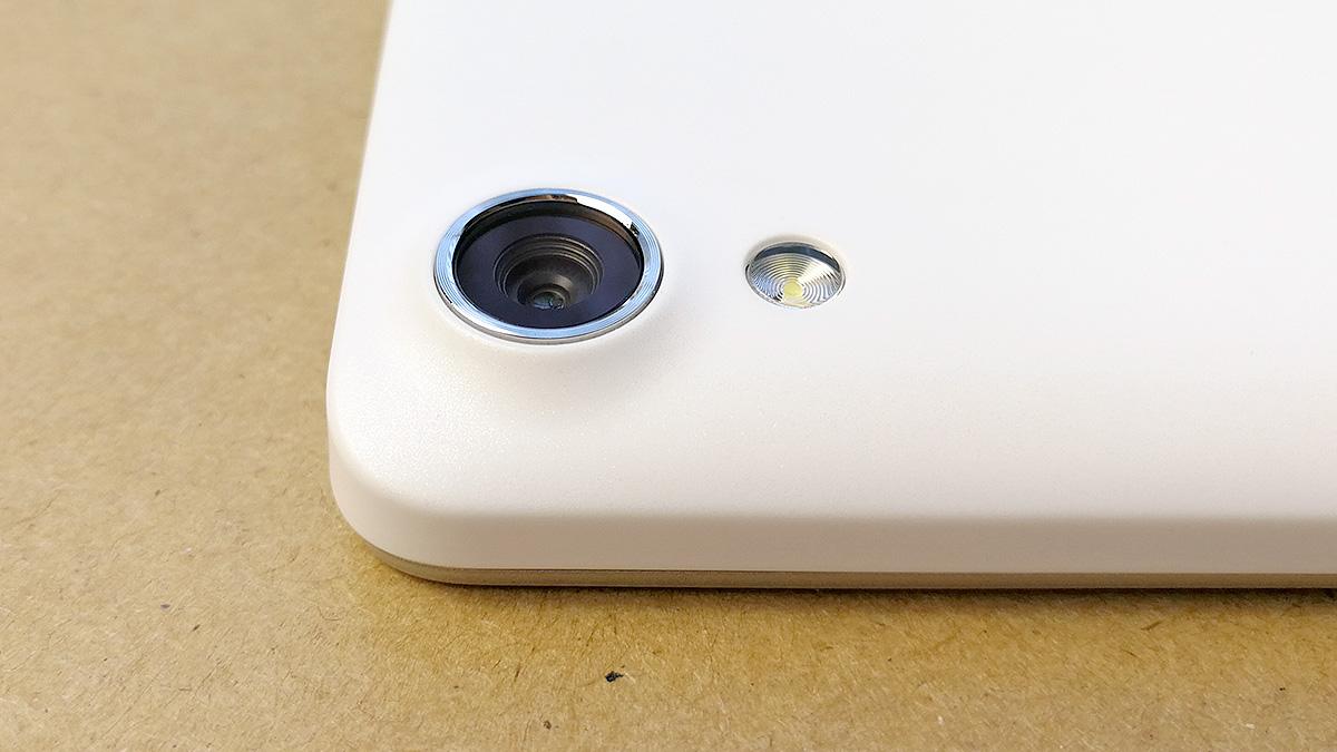 Lenovo P8(Tab3 8 Plus) カメラ