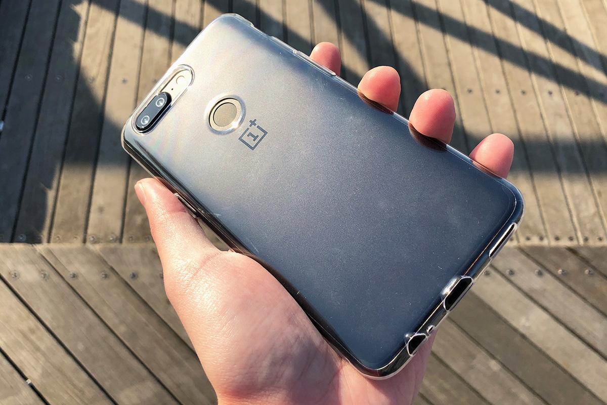OnePlus 5T ケース