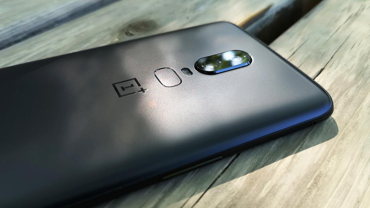 OnePlus 6 背面カメラ